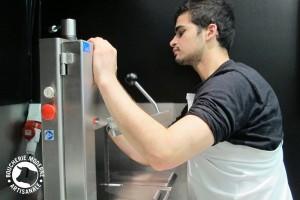 Hichem Bennai, préparateur/vendeur