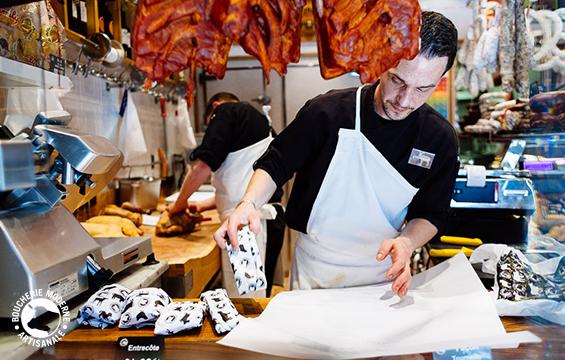 conservation de la viande