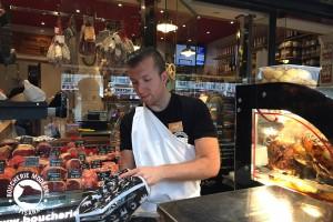 Notre rôtisseur, Mickael Maciel
