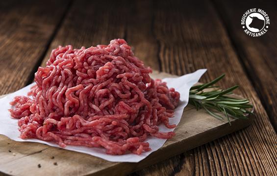 viande hachée en vrac