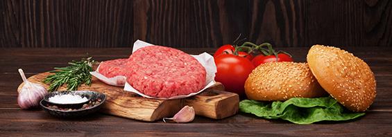 burger simple ingrédients