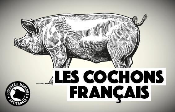 les cochons français
