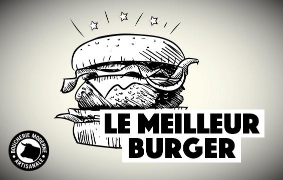 le meilleur burger