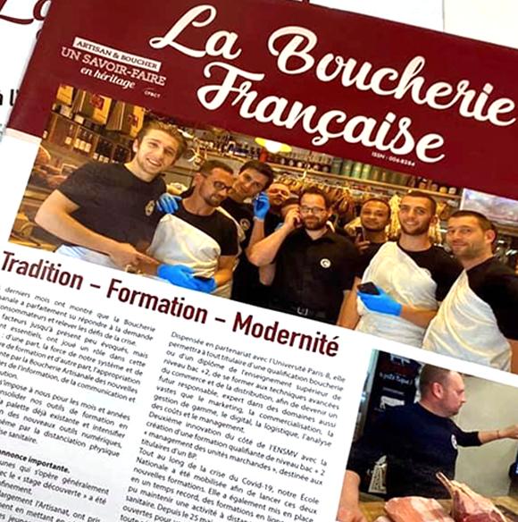 boucherie française